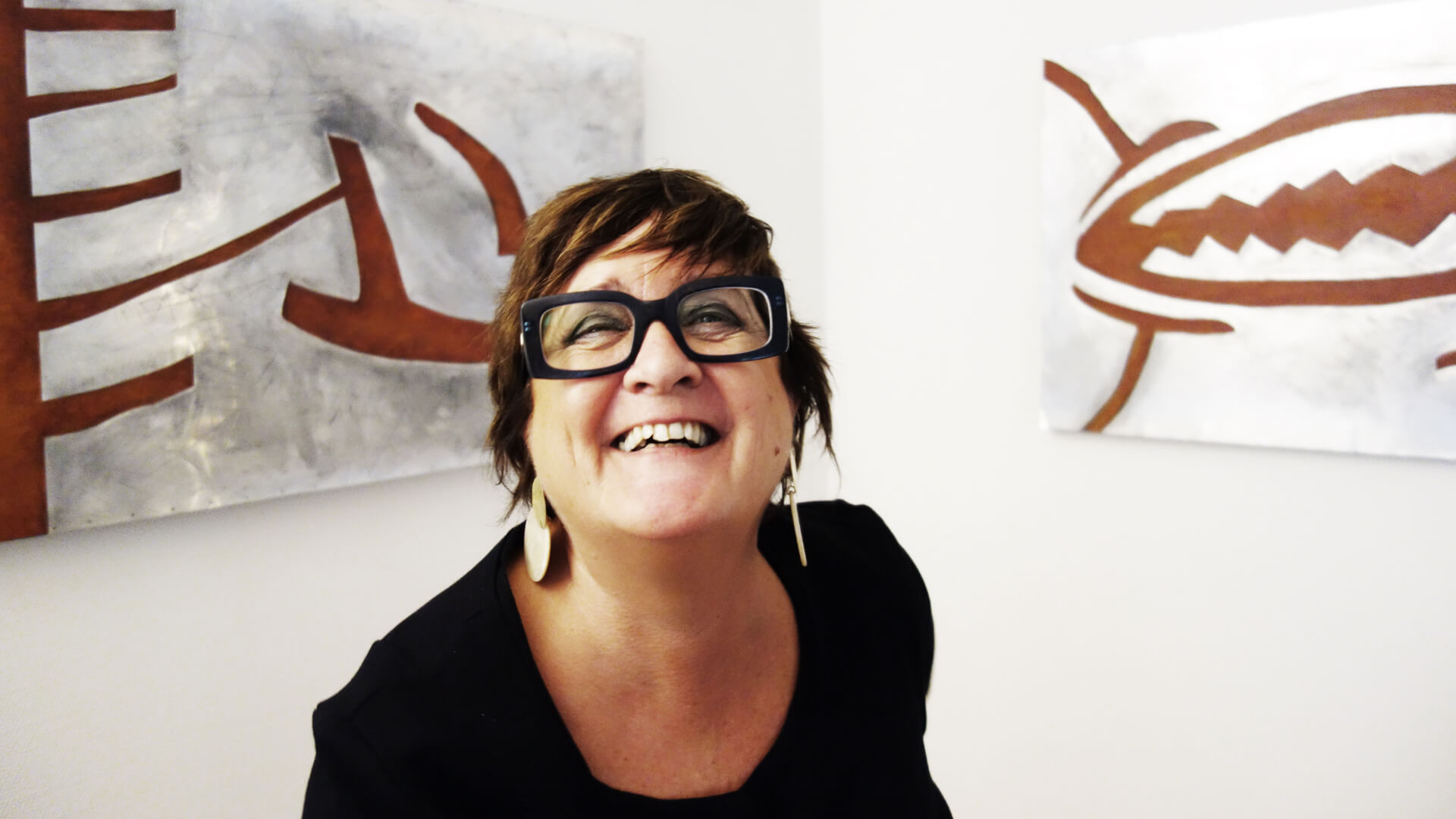 Renate M. Paus - Supervisorin, Gruppenanalytikerin, Tanztherapeutin