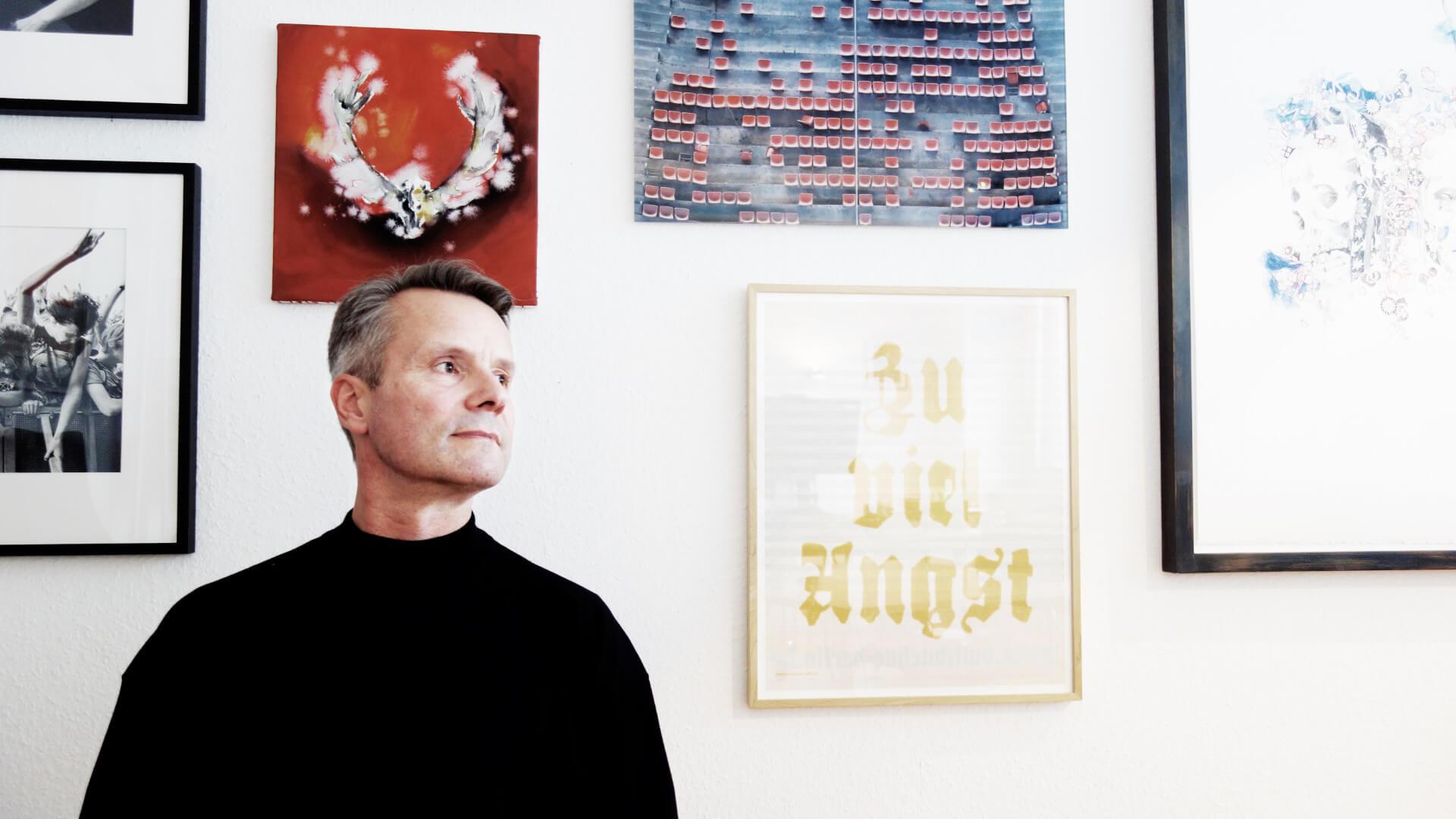 Dr. Michael Siemer Director – Owner von Westend Medien GmbH und des Technoclubs Gewölbe